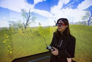 Visit Shakespeare's London at FIU's new virtual reality facility